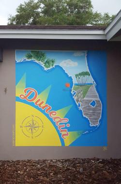 Dunedin Mural
