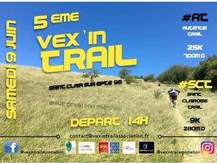 5eme VEX'IN Trail (Vexin Trail) 2018