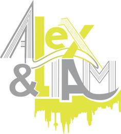 Alex & Liam's Logo