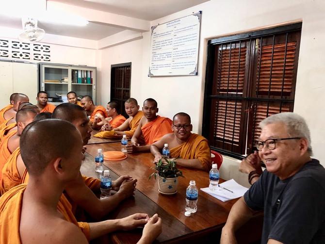 Scholarships for Monk's Higher Education