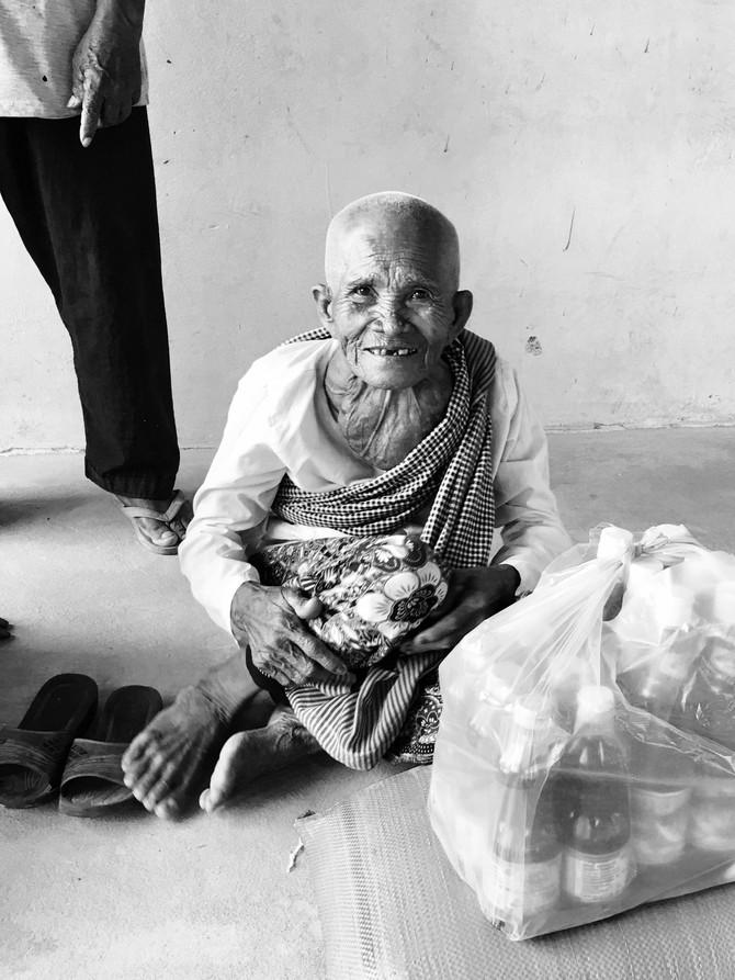 Faces in Cambodia