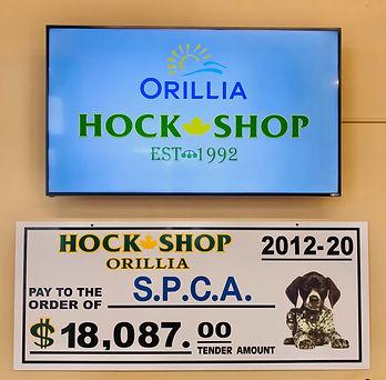 SPCA Hock Shop Orillia