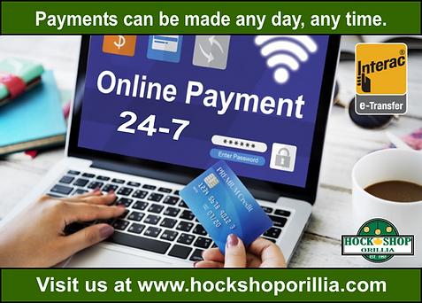 Hock Shop Orillia Online Payments 2020.j