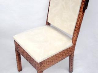 Cadeira copa rattan