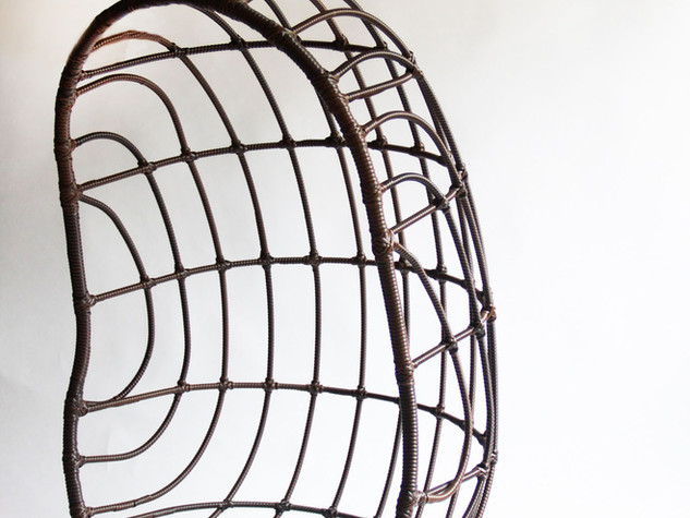 Balanço pindura sintético com estrutura aluminio