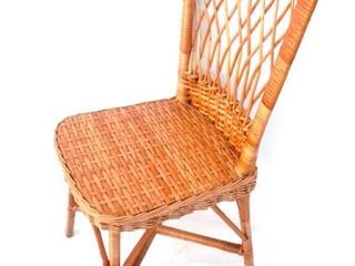 Cadeira copa tecida