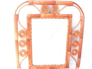 Moldura Rococó com espelho