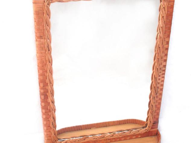 Moldura console com espelho