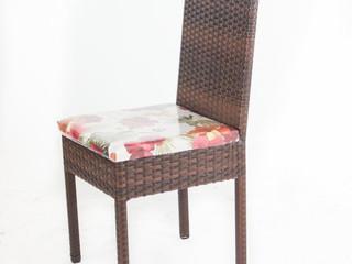 Cadeira sintética quadrada