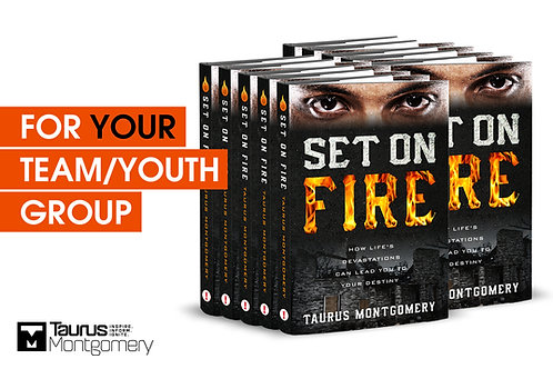 For Your Team/Youth Group (12 Copies)