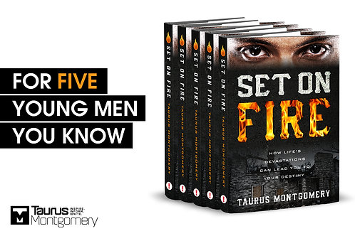For Five Young Men You Know (5 Copies)