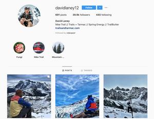 DAVID LANEY instagram
