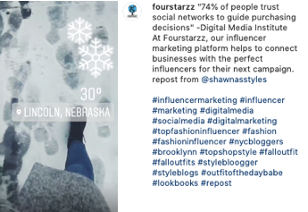 Use Popular Hashtags and Locations
