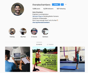 NATE CHAMBERS instagram