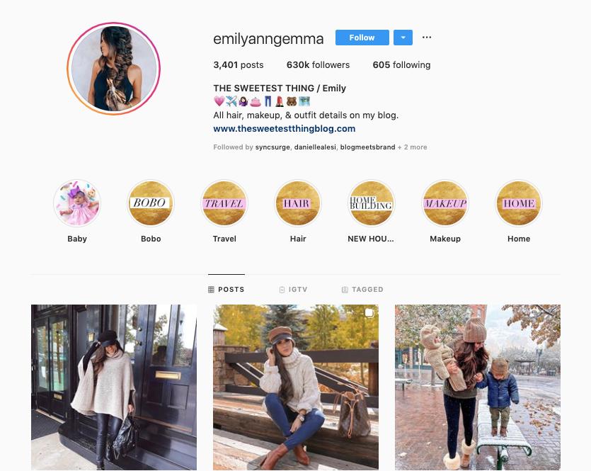 Emily Gemma