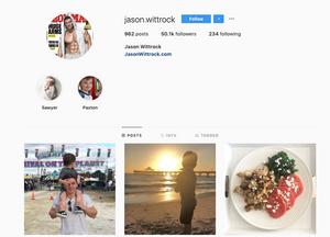 JASON WITTROCK instagram