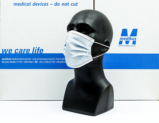Chirurgische Maske IIR 100 Stk.