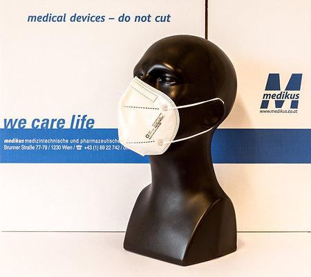 FFP 2 Atemschutzmaske | 10 Stk. GER