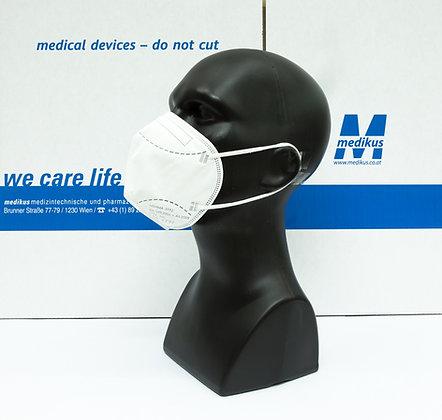 FFP 2 Atemschutzmaske 10 Stk. UK