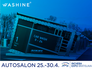 Pozvánka Na 27. ročník výstavy AUTOSALON v INCHEBA EXPO BRATISLAVA (SK) 2017
