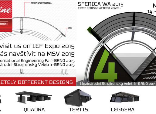 Pozvánka na 57. Mezinárodní strojírenský veletrh v Brně
