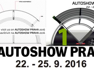 Pozvánka Na 19. ročník výstavy AUTOSHOW PRAHA 2016