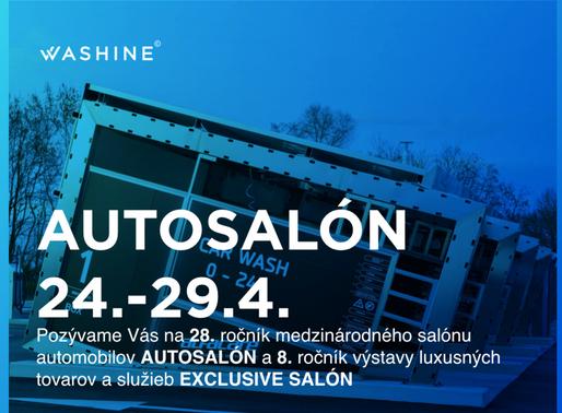 Pozvánka na 28. ročníkvýstavyAUTOSALON Bratislava 2018,kteráse budekonat vINCHEBA EXPO BRATIS