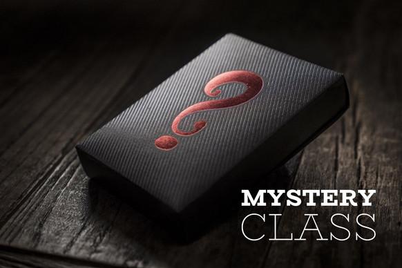 MYSTERY CLASS