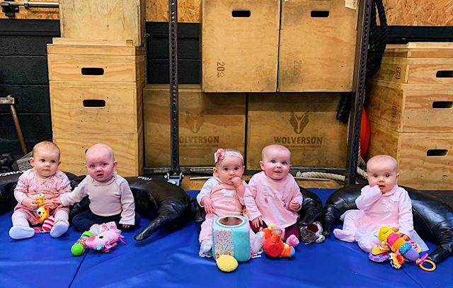 🎀Baby Sisters at Ferri Fit MAWs🍼  When
