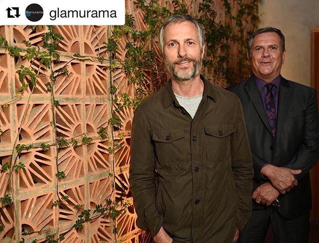 #Repost _glamurama with _repostapp_・・・_Glamurama está em um warm up dos mais animados na nova loja d