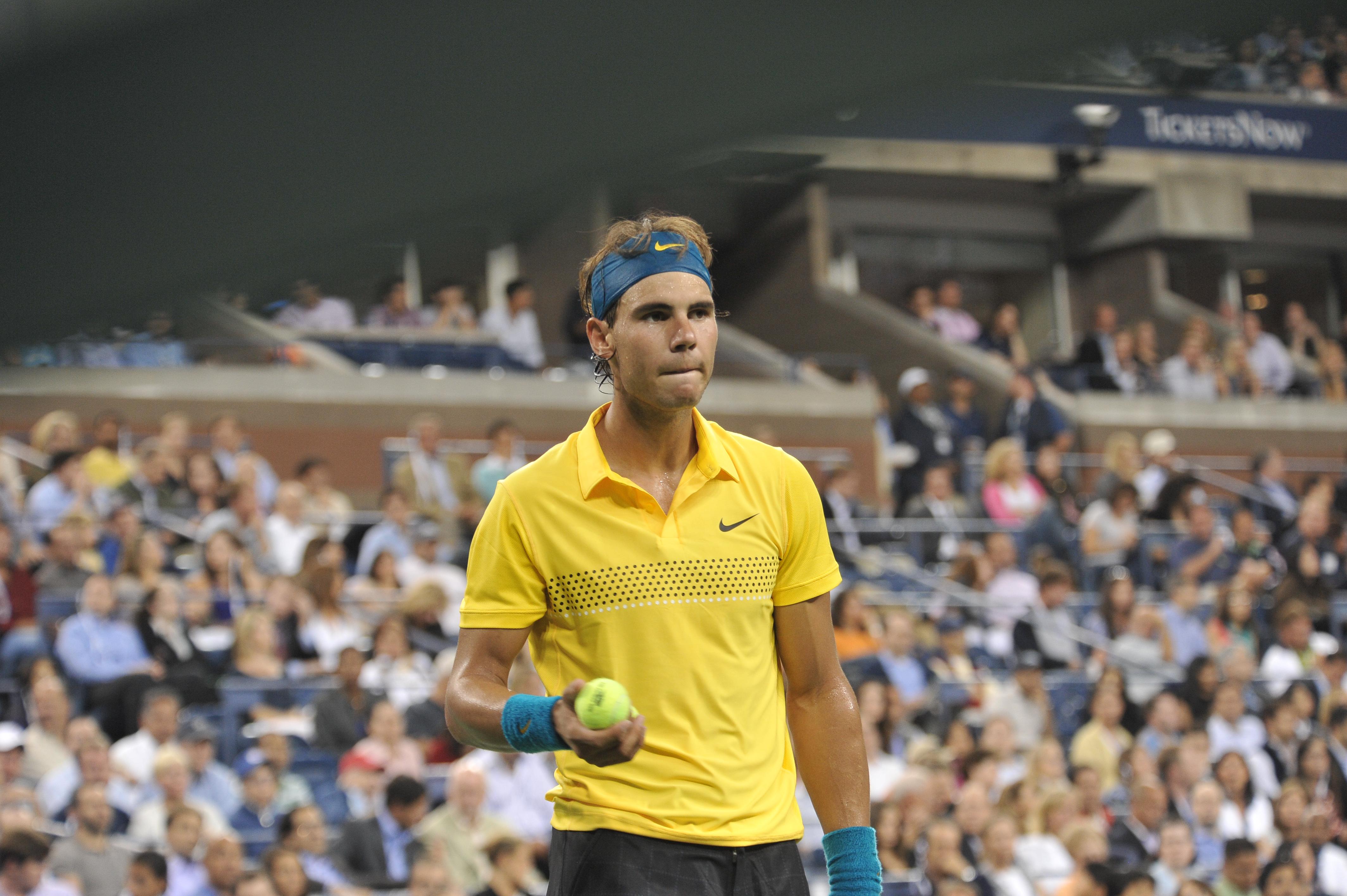 US Open _ Rafael Nadal
