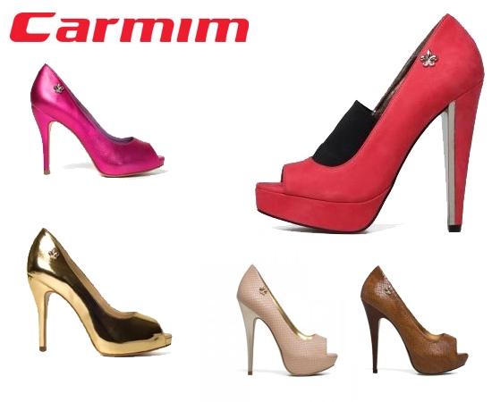 Sapatos-Carmim