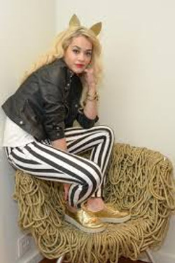 Portrait C&A Rita Ora