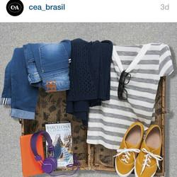 Instagram e Facebook_C&A