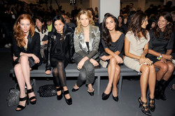 Front Row NY_ Calvin Klein