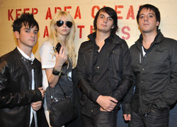 Taylor Momsen e Pretty Reckless _ NY