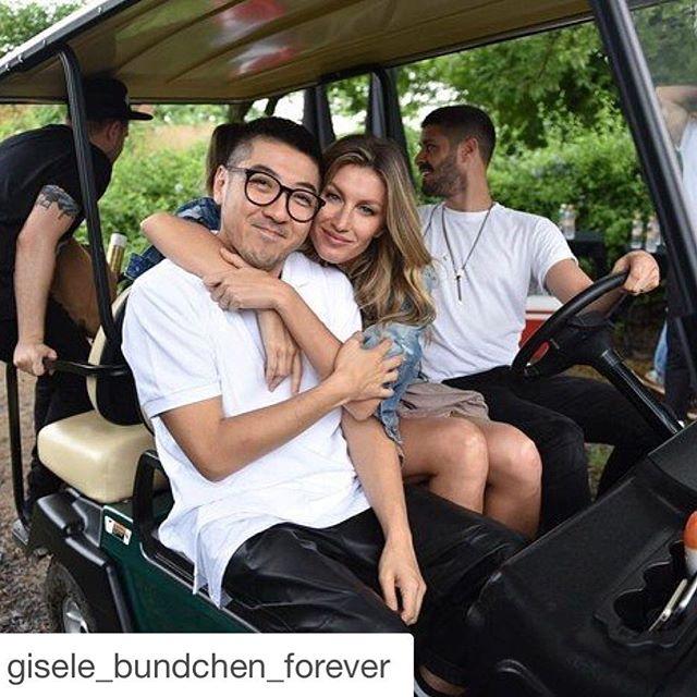 #Repost _gisele_bundchen_forever with _repostapp