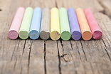 מודעות יצירתית, אבחון בציור וצבע, אישה יוצרת שינוי