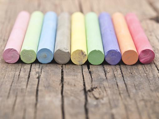 Tanti colori, tanta nuova formazione per i prossimi 3 mesi