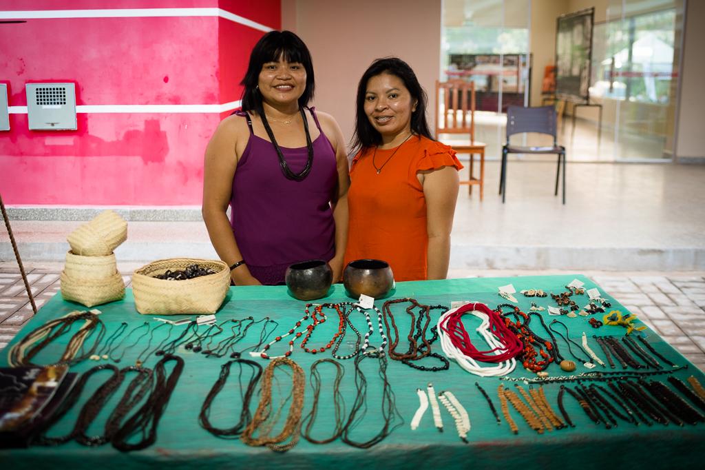 loja de artesanato indígena