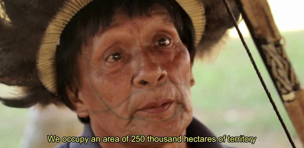 Associação metareilá do povo indigena Paiter Surui