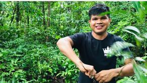 Canal no Youtube sobre Plantas medicinais do povo Paiter Suruí