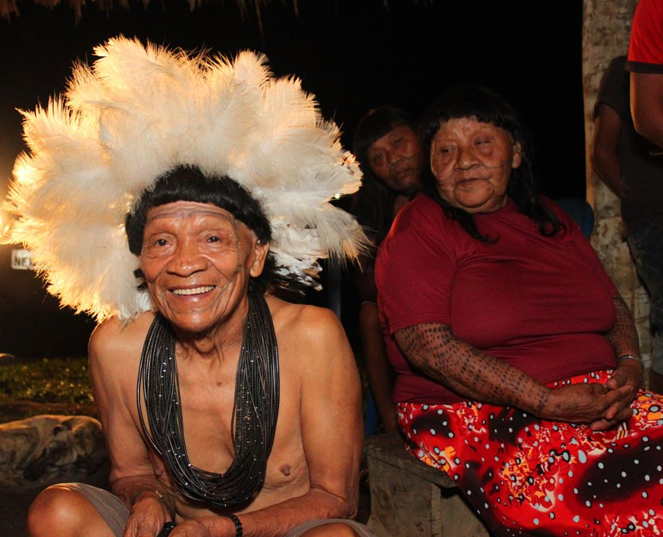cocar indigena
