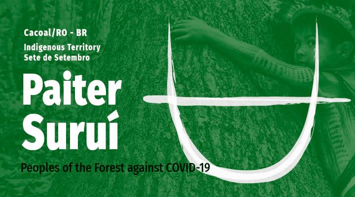 Campanha Paiter: povos da floresta contra COVID-19