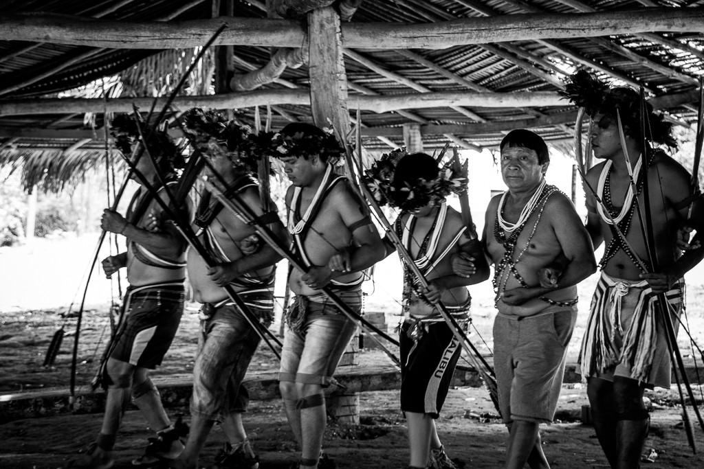Metareilá povo Paiter Surui
