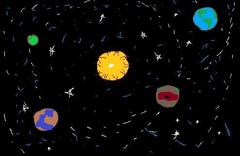 O Universo e os espíritos da criação