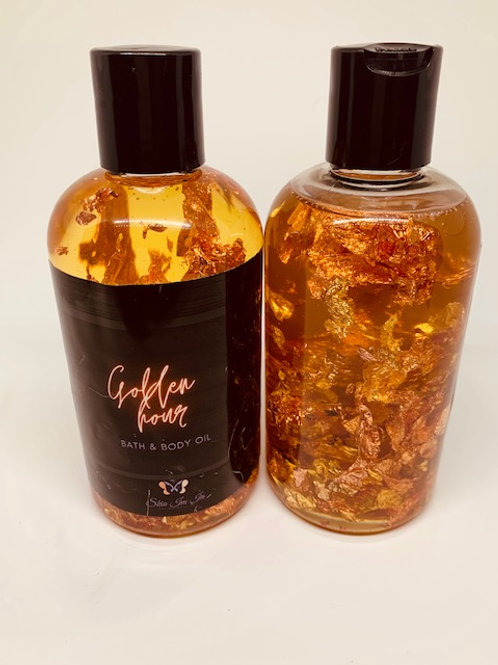 Golden Hour- Herbal Body Oil