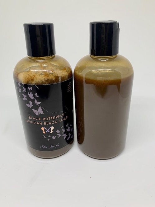 """Black Butterfly"" African Black Peppermint Cleanser"