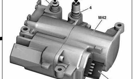 Auxiliary oil pump