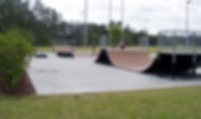 ralph carter skate park flagler county florida
